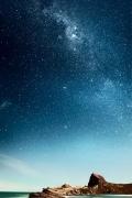 cielo-stellato-iphone-5-sfondo