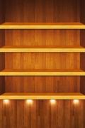 libreria-con-luci-icone