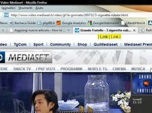Scaricare video Mediaset Video