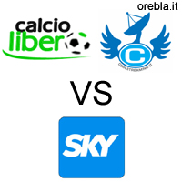 P2P vs Sky Calcio 1-1