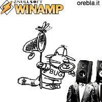 Bug in WinAmp