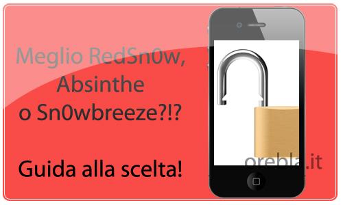 [Guida] Quale software scegliere/usare per il jailbreak untethered di iOS 5.1...